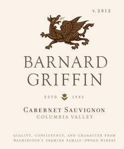barnard-griffin-cabernet-sauvignon-2012-label