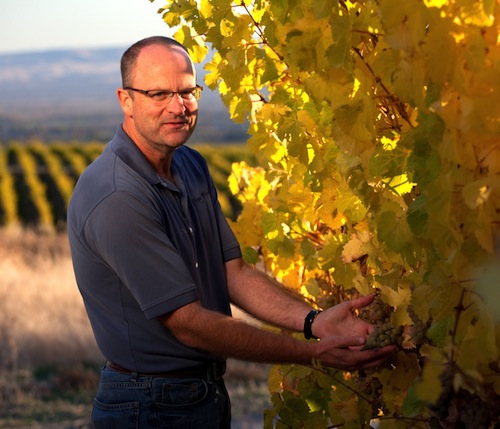 Bob Bertheau is the head winemaker at Chateau Ste. Michelle.