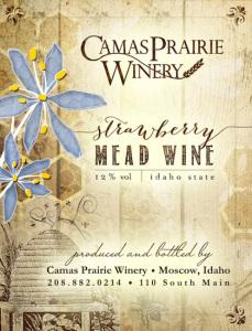 camas-prairie-winery-strawberry-mead-label