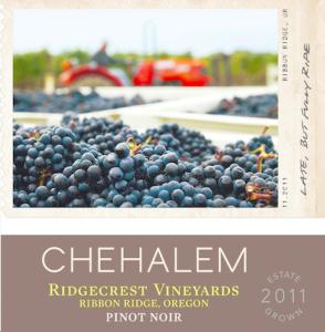 chehalem-wines-ridgecrest-vineyards-pinot-noir-2011-label