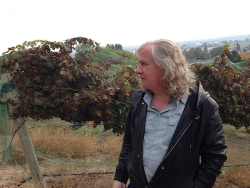 Chris Upchurch is the head winemaker for DeLille Cellars and makes Harrison Hill.