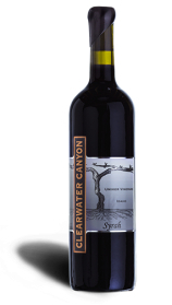 clearwater-canyon-syrah-2012-bottle