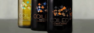 Coiled Wines makes three wines.