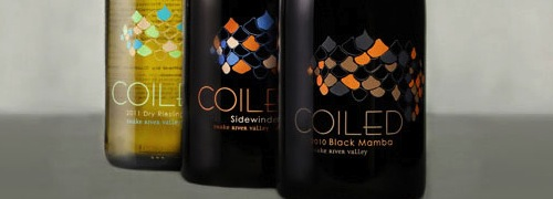 coiled-bottles