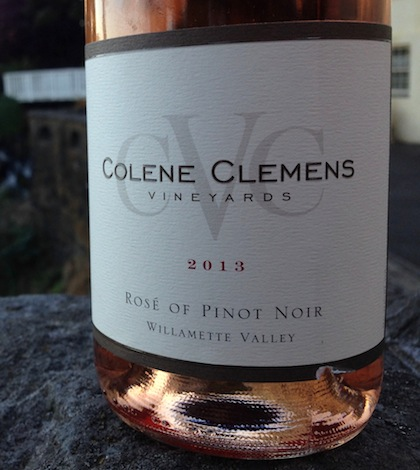 Colene Clemens Vineyards - Dopp Creek Pinot Noir 2014 ...