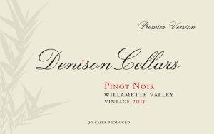 denison-cellars-premier-version-pinot-noir-2011-label