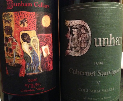 Eric Dunham made Syrah, Cabernet Sauvignon and other wines.
