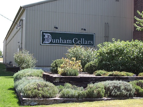 Eric Dunham was the head winemaker for Dunham Cellars in Walla Walla, Washington.