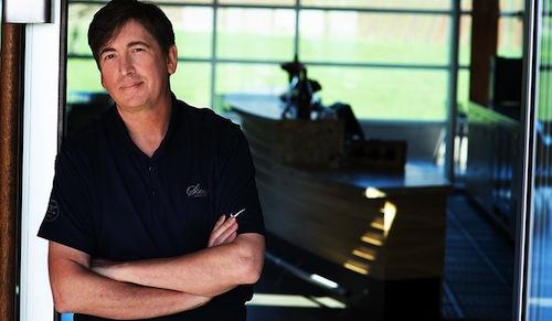 Gary Mortensen is president of Stoller family Estate.