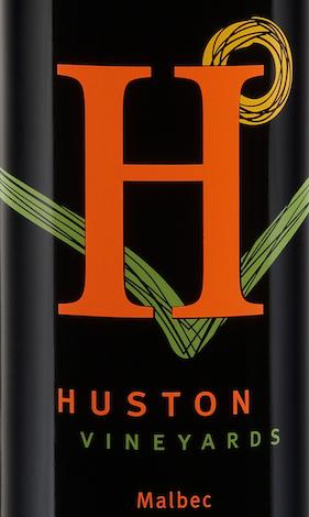 huston-vineyards-malbec-NV-label