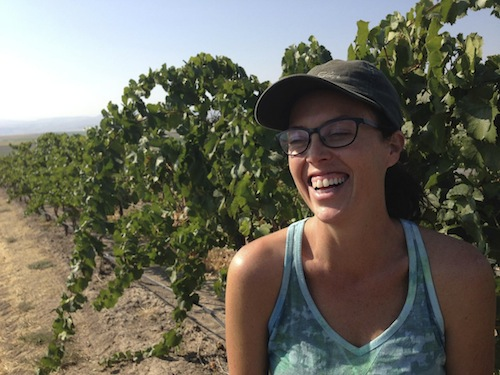 Leslie Preston is the owner and winemaker for Coiled Wines in Garden City, Idaho.