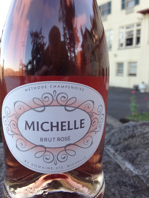 Michelle won best sparkling wine in the 2014 Great Northwest Invitational Wine Competition.