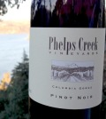 phelps creek pinot noir feature 120x134 - Winners from inaugural Columbia Gorge Wine Competition