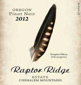 raptor-ridge-winery-estate-pinot-noir-2012-label