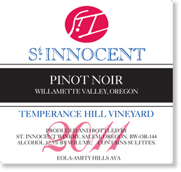 st-innocent-temperance-hill-vineyard-pinot-noir-2011-label