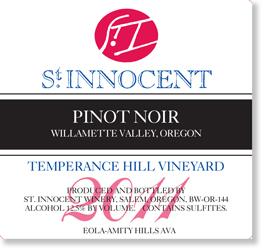st-innocent-temperance-hill-vineyard-pinot-noir-2011-label