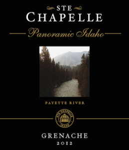 ste-chapelle-panoramic-series-grenache-2012-label