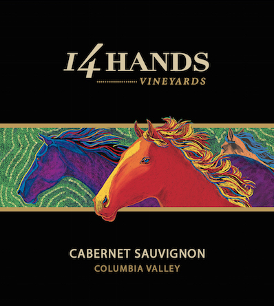 14 Hands Winery 2012 Cabernet Sauvignon, Columbia Valley