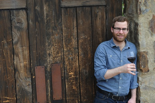 Andrew Wisniewski is head winemaker at Swiftwater Cellars.