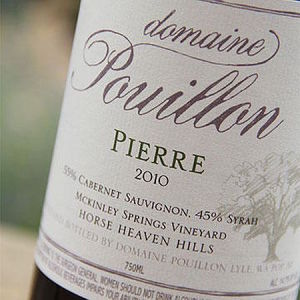 Domaine-Poullion-McKinley-Springs-Vineyard-Pierre-2010-Label