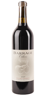 Barrage Cellars 2009 Double Barrel Cabernet Sauvignon