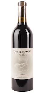 Barrage Cellars 2009 Double Barrel Cabernet Sauvignon