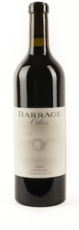 Barrage Cellars 2010 Outcast Cabernet Franc bottle