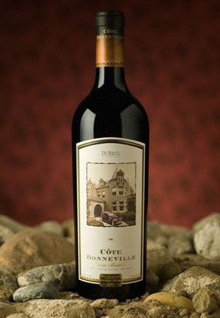 Côte Bonneville from DuBrul Vineyard in the Yakima Valley is one of Washington state's most collectible wines.