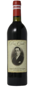 Don Carlo Vineyard Estate Cabernet Sauvignon bottle