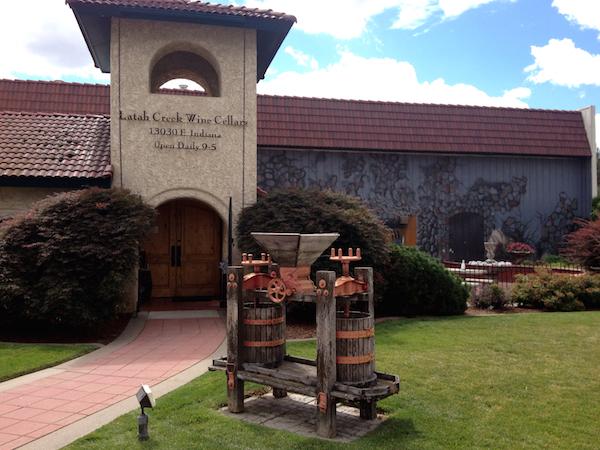 MIke and Ellena Conway founded Latah Creek Wine Cellars in 1982 in Spokane, Wash.. (Photo by Eric Degerman/Great Northwest Wine)