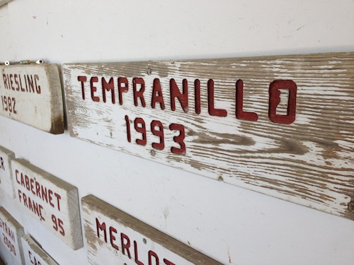 Tempranillo has been grown in Washington since 1993.