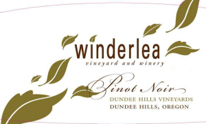 Winderlea Vineyard and Winery 2012 Dundee Hills Vineyards Pinot Noir