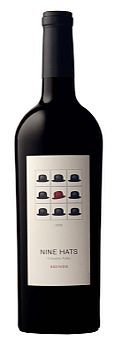 Nine Hats-Red Wine-2012-Bottle