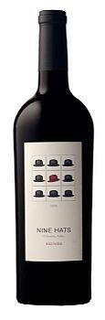 Nine Hats-Red Wine-2012-Bottle