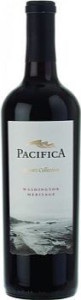 Pacifica-Evan's Collection Meritage-Washington-2011-Bottle