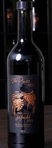 The Pines 1852-The Pines Vineyard Old Vine Zinfandel-Columbia Gorge-2012-Bottle