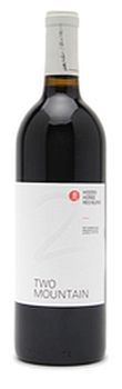 Two Mountain Winery-Hidden Horse Red-Rattlesnake Hills-NV-bottle