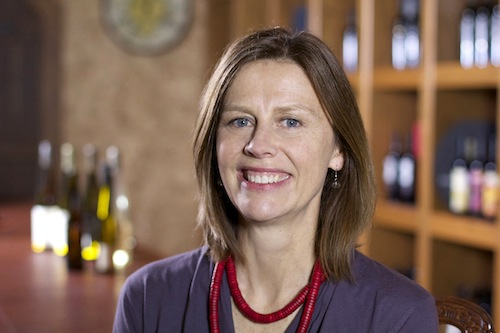 Wendy Stuckey is the white winemaker for Chateau Ste. Michelle.