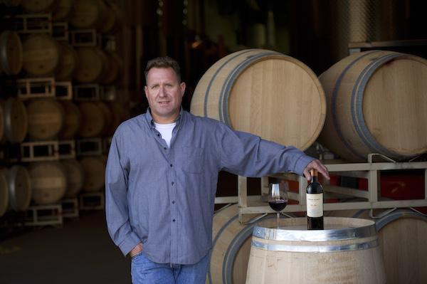 bill murray canoe ridge vineyard bottle barrel - Precept names Mouat as Canoe Ridge Vineyard winemaker