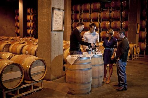 Juan Muñoz-Oca is head winemaker at Columbia Crest in Paterson, Washington