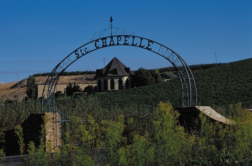 Ste. Chapelle winery is Idaho's largest wine producer.