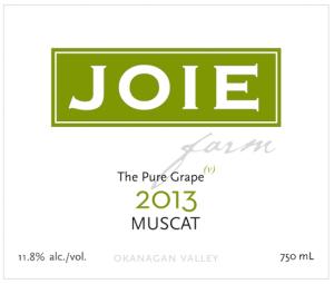 joiefarm-muscat-2013-label