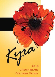 kyra wines chenin blanc 2013 label 216x300 - Great Northwest Wine top 100 wines of 2014: 50-41