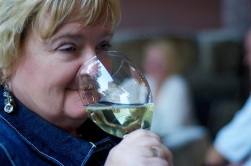 Ste. Chapelle's head winemaker is Maurine Johnson.