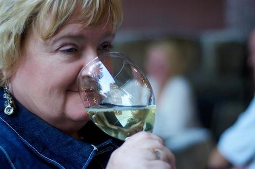 Ste. Chapelle's head winemaker is Maurine Johnson.