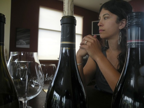 Melissa Burr is head winemaker for Stoller Family Estates.