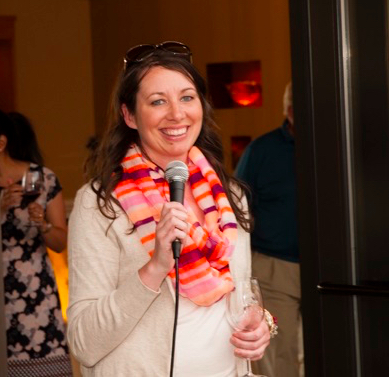 Melissa Pederson has been promoted to the position of event director of the Auction of Washington Wines.