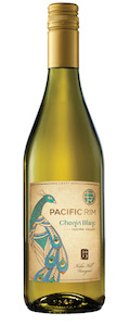 Pacific Rim Winemakers 2013 Hahn Hill Vineyard Chenin Blanc bottle