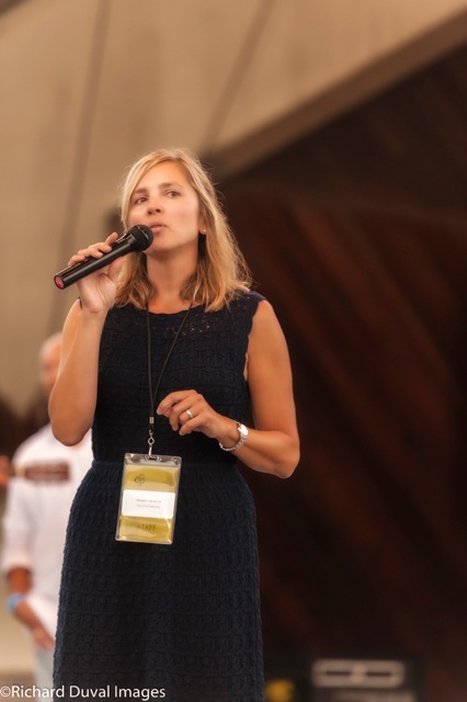 Sherri Swingle Johnson, executive director of the Auction of Washington Wines from 2011 to 2013, has been working on behalf of non-profits in the state for two decades.