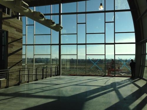 Washington State University Wine Science Center in Richland, Washington.